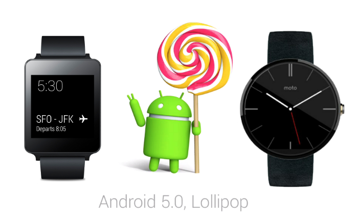 Android Wear 5.0 update first look