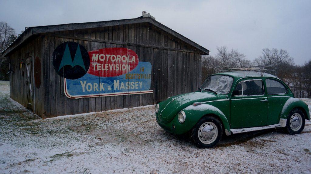 74 VW Beetle