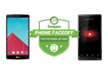 LG G4 beats the Motorola Droid in the final match of Round 1