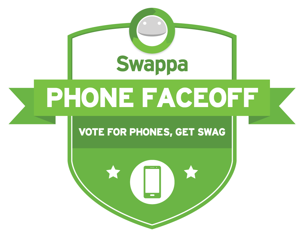 Swappa Phone Faceoff Giveaway