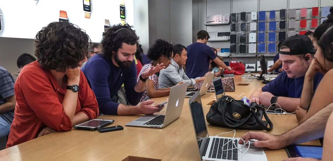 Apple Store Appointment Tips