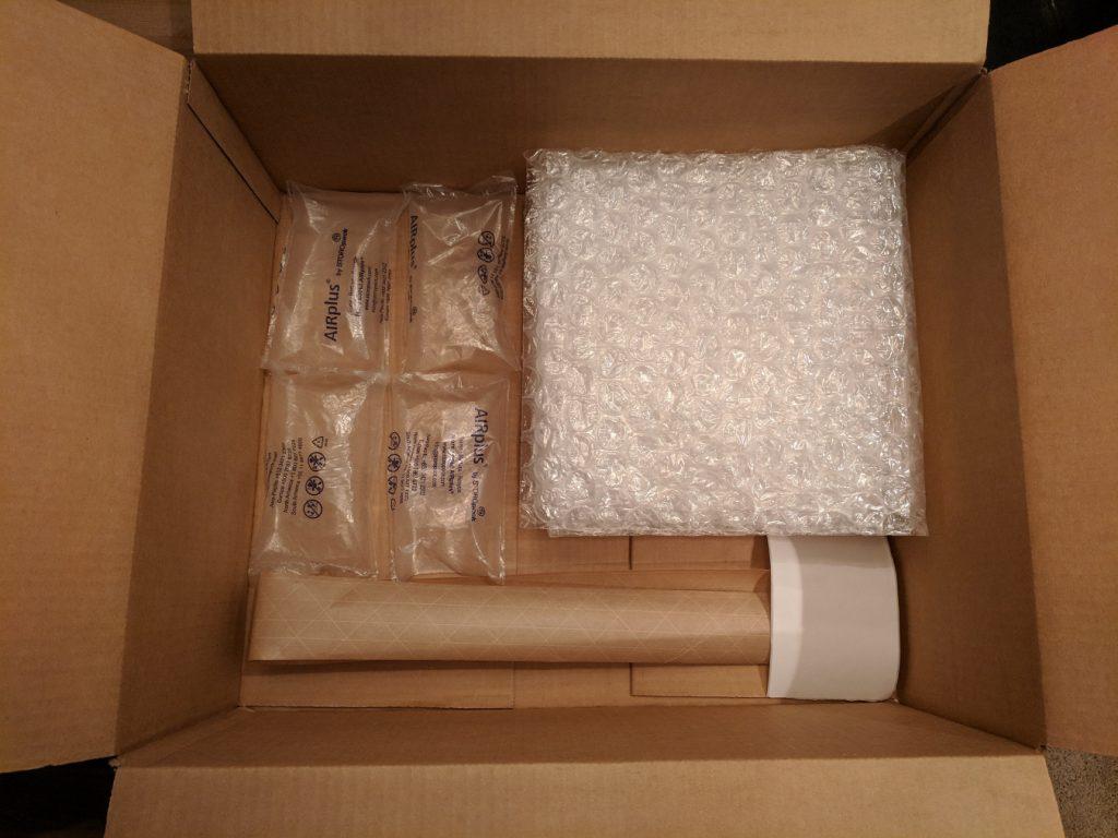 PlayStation shipping supplies