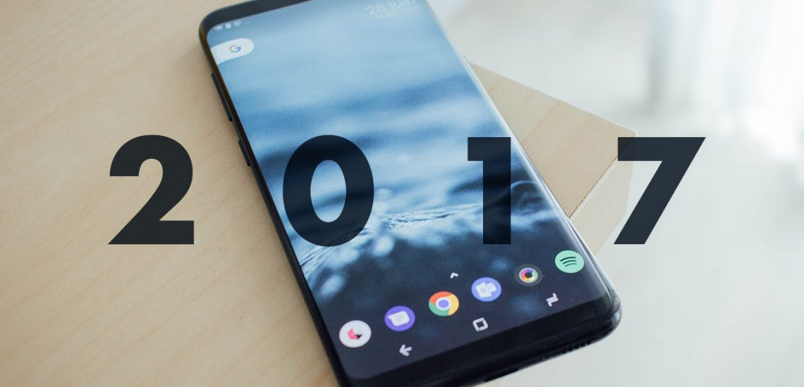 The best selling used Android phones of 2017