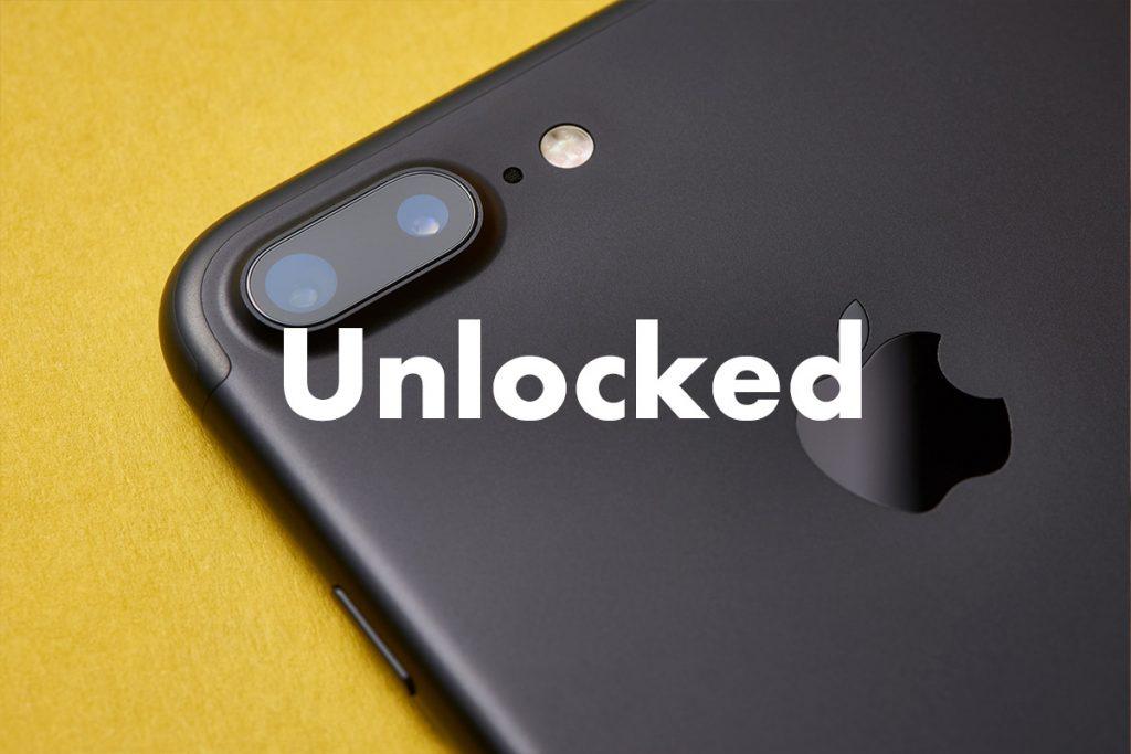 Unlocked iPhone 7 Plus