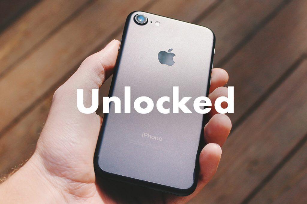 Unlocked iPhone 8