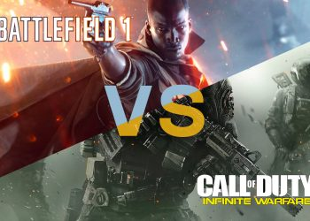 BattleField 1 vs COD Infinite Warfare