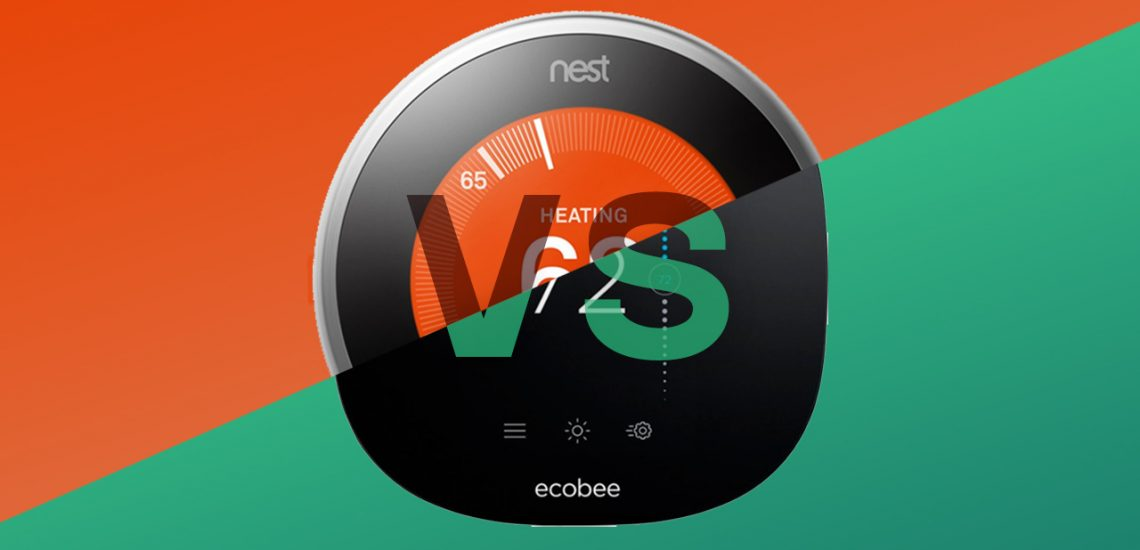 Nest Vs Ecobee  Which Smart Thermostat Is Best