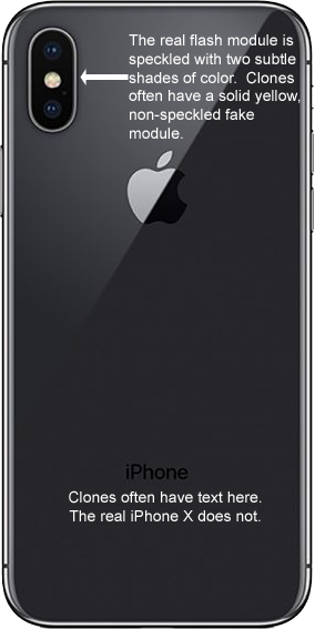 4 Ways To Spot An Iphone X Clone Swappa Blog