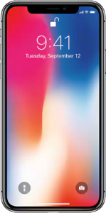 Real iPhone X