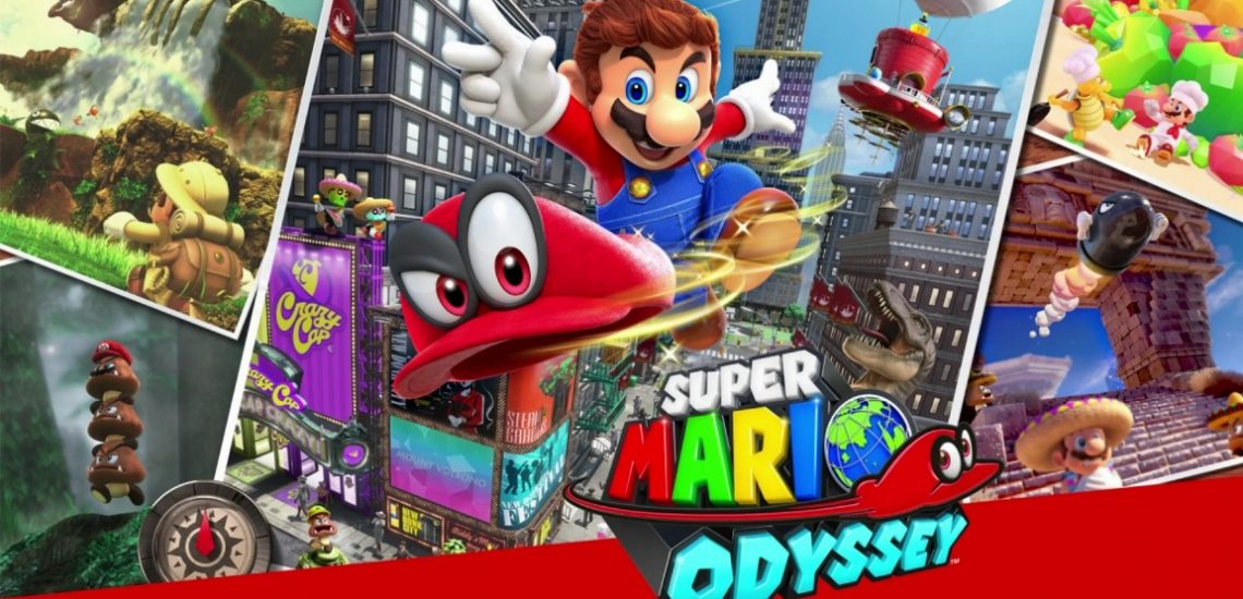 Super Mario Odyssey Reviews: What's All the Buzz About?