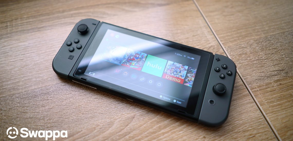 How to indentify the new Nintendo Switch with better battery life