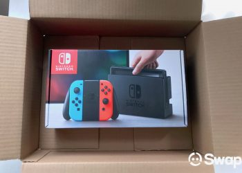The Best Way to Ship the Nintendo Switch