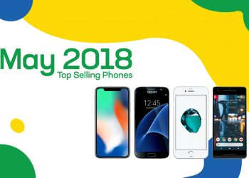 Top Selling Used Phones – May 2018