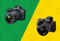 DSLR vs Mirrorless Cameras: 5 main differences