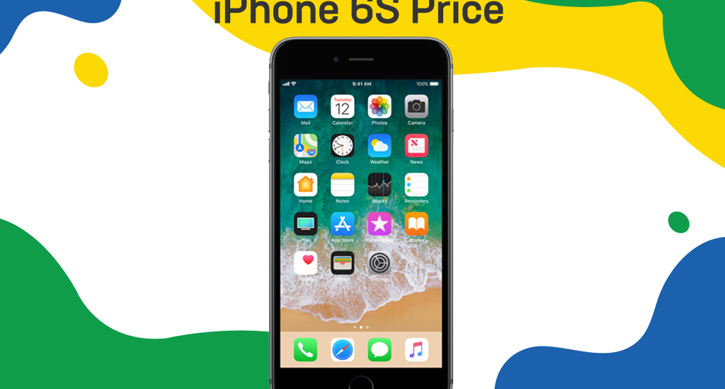 How much does the iPhone 6S cost?