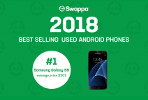 Best selling used Android phones of 2018