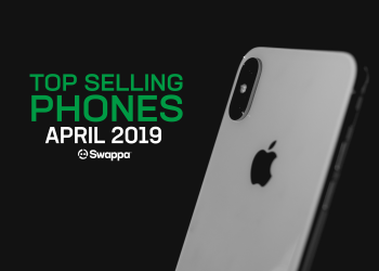 Top selling used phones – April 2019