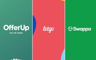 OfferUp vs Letgo vs Swappa