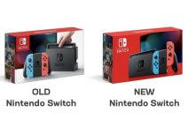 How to indentify the new Nintendo Switch with improved battery life
