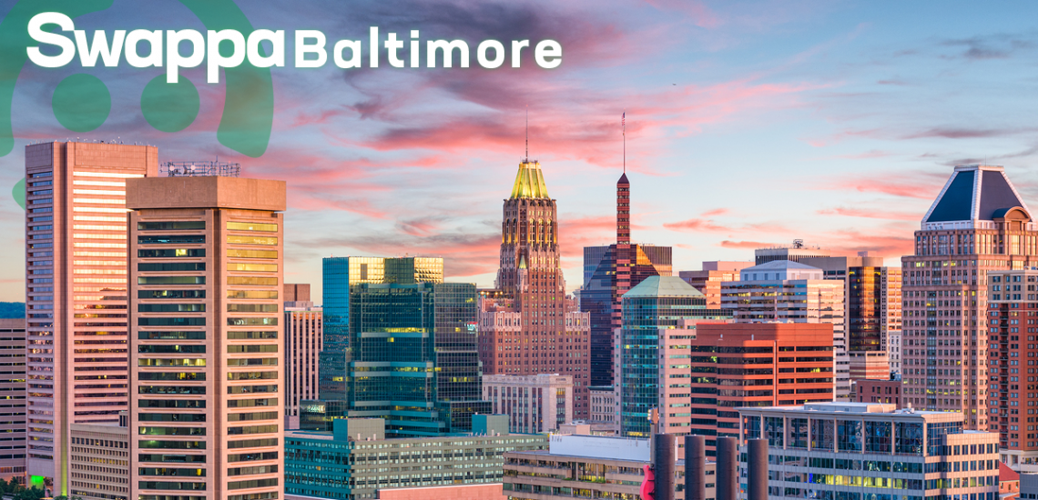 Swappa Local is now available in Baltimore, Maryland