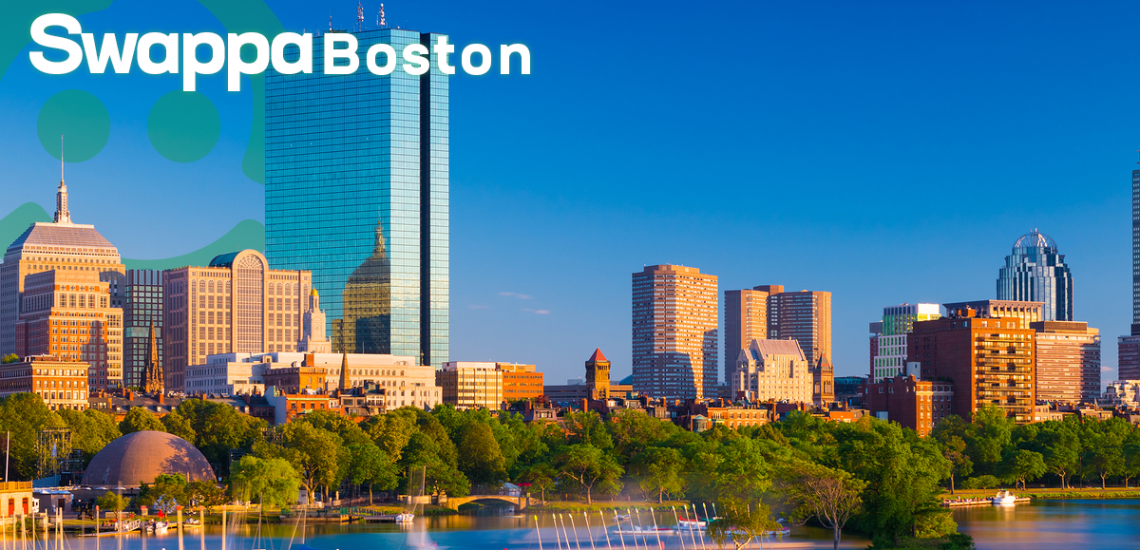 Swappa Local is now available in Boston, Massachusetts
