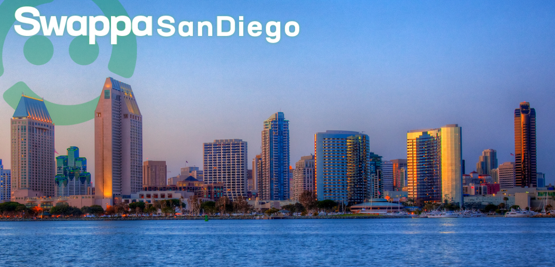Swappa Local is now available in San Diego, California