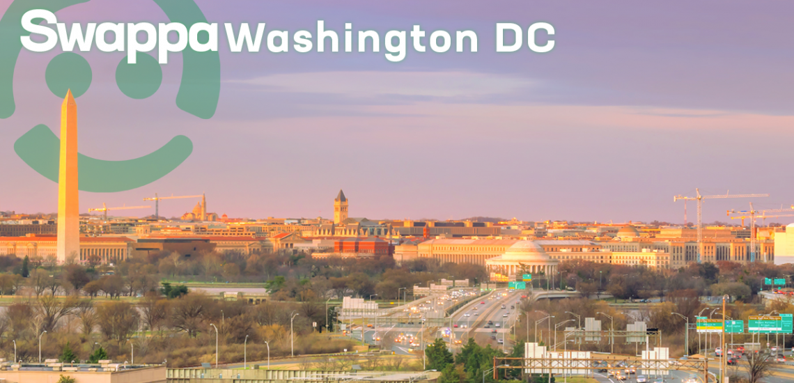 Swappa Local is now available in Washington, D.C.