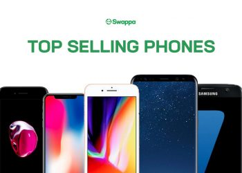 Top selling used phones – October 2019