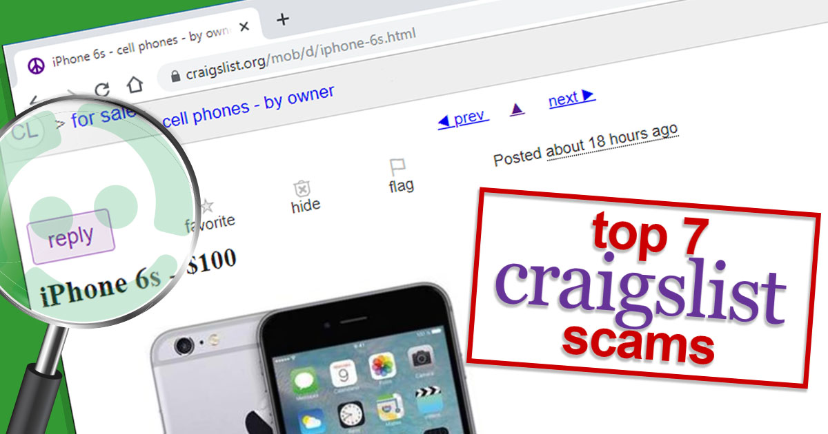 Top 7 Craigslist scams (and how to avoid them) - Swappa Blog