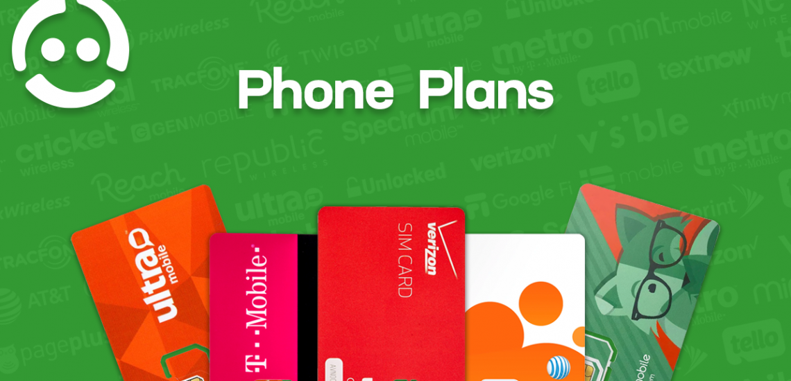 Best cell phone family plans (2020)