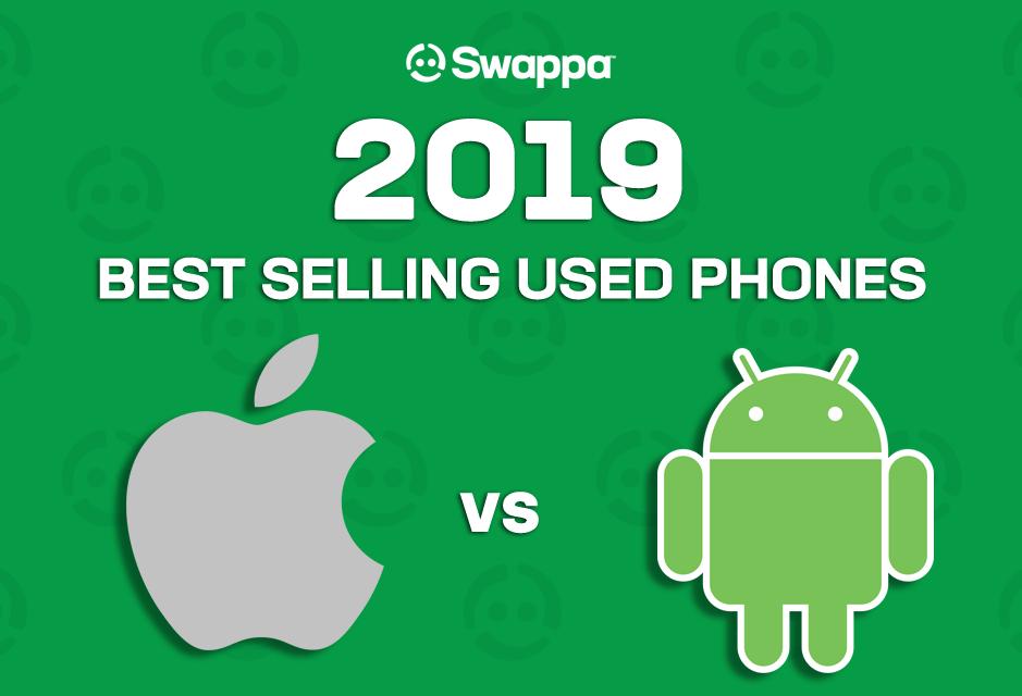 Top 10 best-selling used phones of 2019
