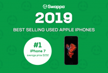 Top 10 best-selling used Apple iPhones of 2019