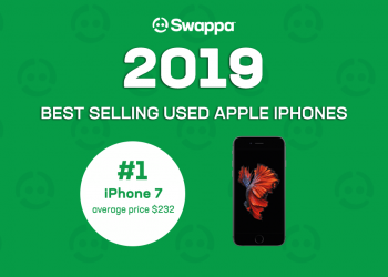 Top 10 best-selling used Apple iPhones of 2019