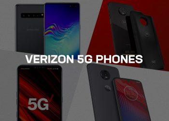Best Verizon 5G phones you can buy right now – October 2020