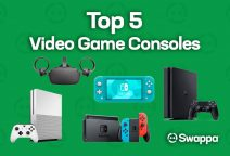 Top 5 best-selling video game consoles