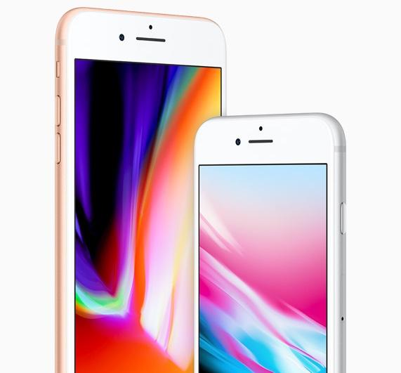 Apple iPhone 8 True Tone Display