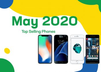 Top selling used phones – May 2020