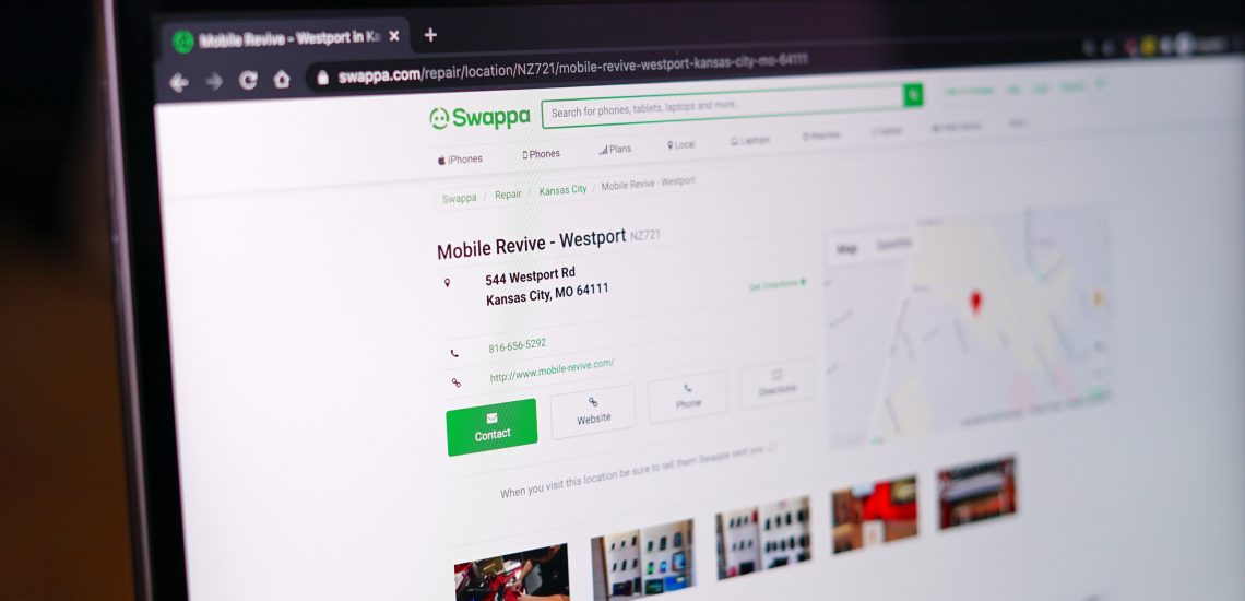How to make your Swappa Repair Network listing stand out