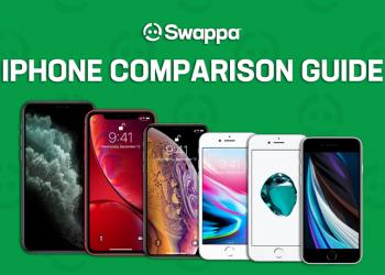 iPhone Comparison Guide