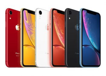 iPhone Xr Comparison