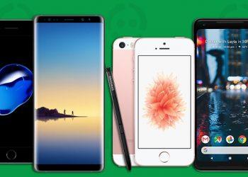 Top selling used phones – November 2020