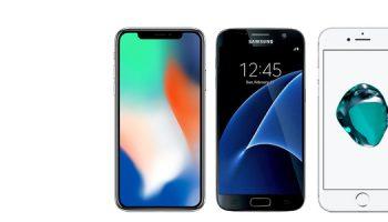 Top selling used phones – April 2021