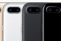 iPhone 7 Plus Comparison