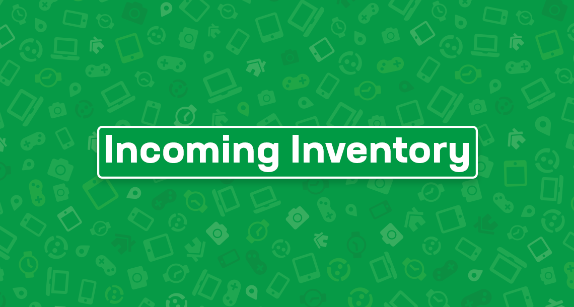 How to use Swappa's Incoming Inventory