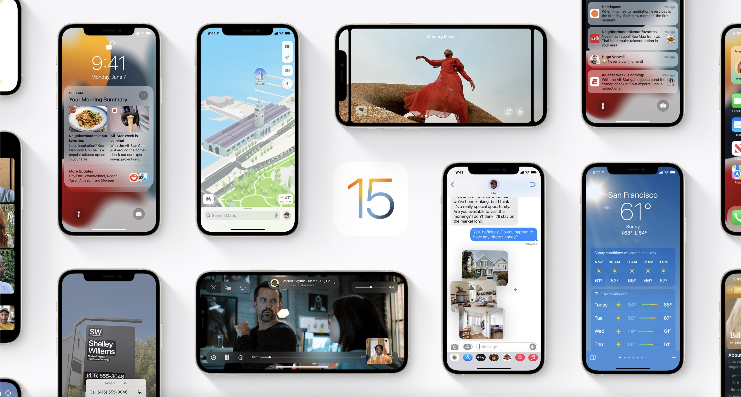 The cheapest iPhones getting iOS 15