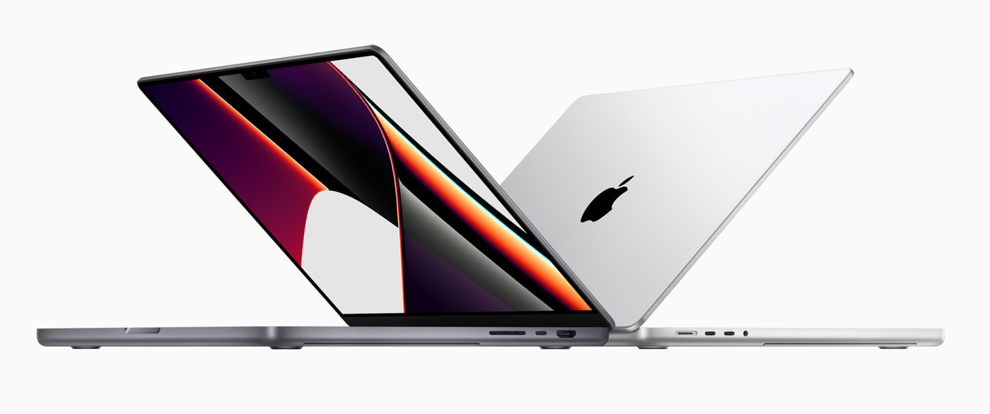 MacBook Pro (2021) M1 Pro and M1 Max overview